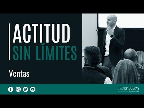 Actitud Sin Límites | Ventas | César Piqueras