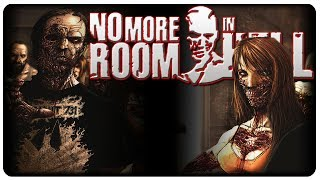 Infected Horde Bullies The Bird. YAMEROOOOOO! | No More Room In Hell Gameplay