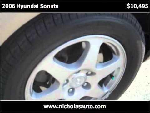 2006 Hyundai Sonata Used Cars Menands (albany) NY