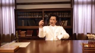 野口英世記念館 野口博士ロボット.