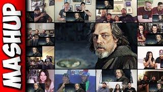 Star Wars: The Last Jedi Trailer Reaction Mashup