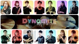 Dynamite - BTS // THE BRIDGE orchestra | Korea-Japan Bigband | RemoteLIVE
