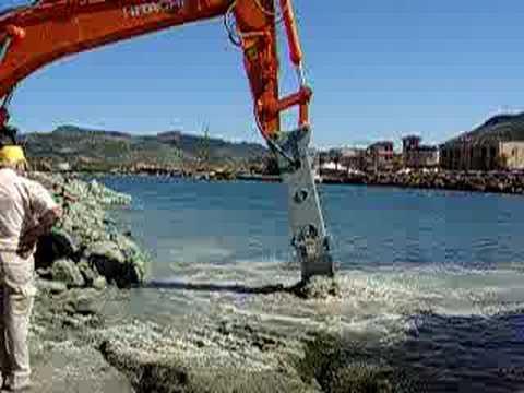 Testate Fresanti Simex TF al lavoro nel mare!