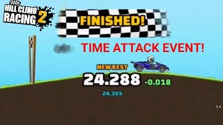 New Time Attack Event!   Hill Climb Racing 2