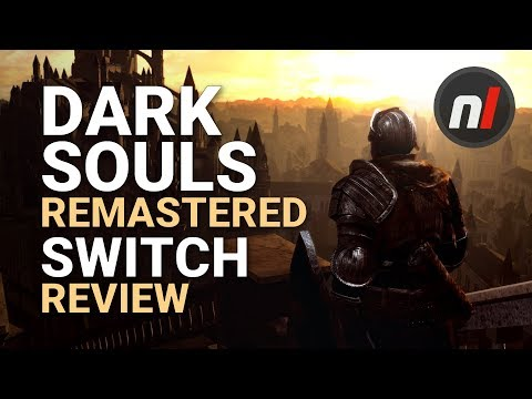 Dark Souls: Remastered Review (Switch) | Nintendo Life