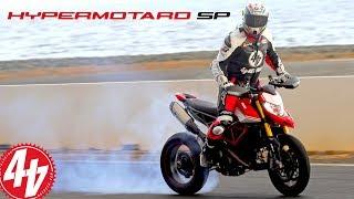 Ducati Hypermotard 950 + SP Review