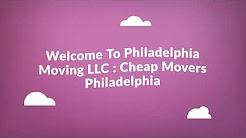 Moving Company in Philadelphia, PA