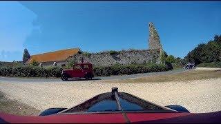 750MC National Austin 7 Rally, Beaulieu 2018
