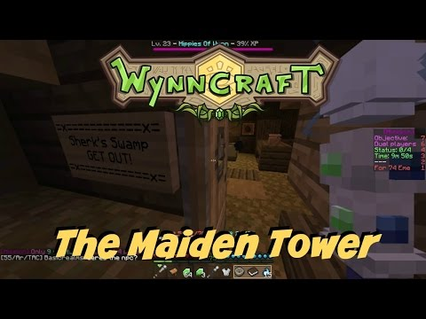 Wynncraft Gavel: The Maiden Tower Quest Guide!