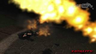 "MK:D Bo Rai Cho ""Fire Burp"" Fatality"
