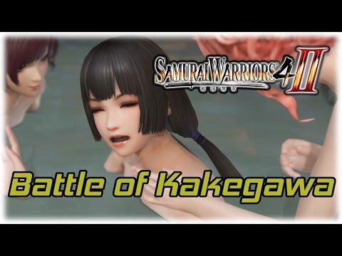 Samurai Warriors 4-II: Women of War; Battle of Kakegawa Castle
