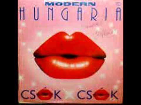 Modern Hungária - Csók x csók (Kiss x kiss) letöltés
