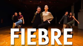 Ricky Martin ft. Wisin, Yandel - Fiebre (Dance Video) | Choreography | MIhranTV