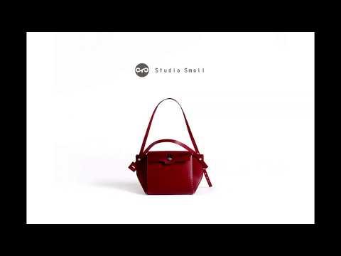 Miss M / DIY Leather Satchel Bag