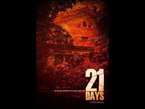 21 DAYS  2014 Kathleen Behun, Max Hambleton, Whitney Rose Pynn Horror Movie HD