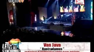 Van Java - Nostradamus @ LA LIGHTS INDIEFEST 2009