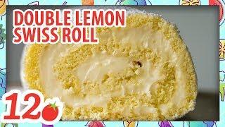 How to Make: Lemon Roll Cake