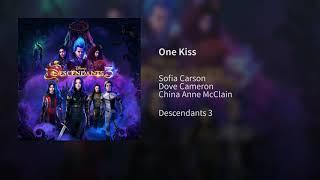 One Kiss (Audio) - Sofia Carson (Descendants 3)