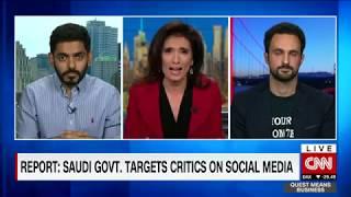 Saudi's use social media to hunt down dissenters thumbnail