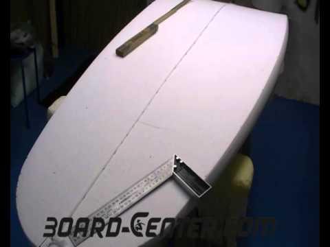 surfboardbau f r mr cool youtube. Black Bedroom Furniture Sets. Home Design Ideas