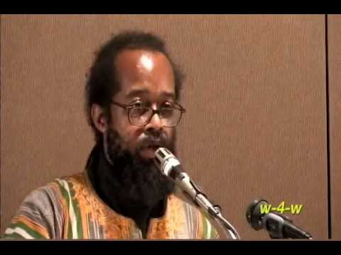 CHEIKH ANTA DIOP CONFERENCE-2012-The Rastafari Movement as a Genesis....