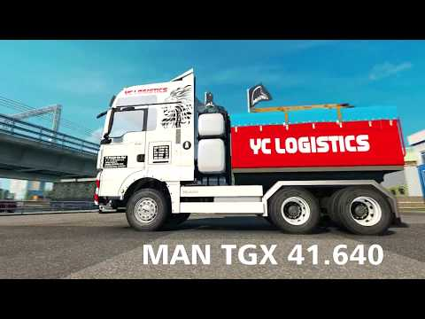 YC Logistics On Euro Truck Simulator 2