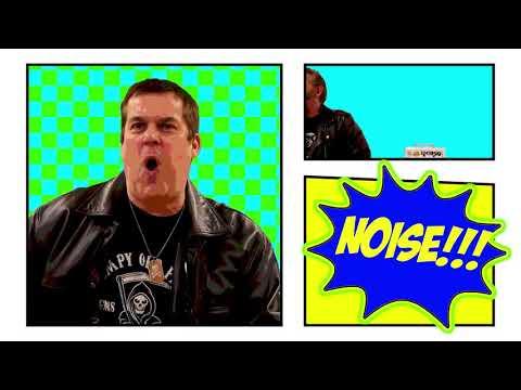 "Tin Fish - ""Make Some Noise"" Bunny Boiler Records"