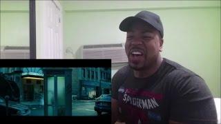 DEADPOOL 2 Official Teaser Trailer REACTION!!!