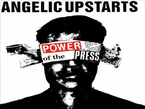 Angelic Upstarts - I Stand Accused