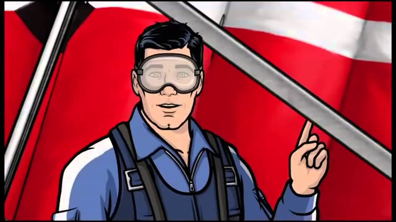 Archer season 4 tv show trailer youtube - Archer episodes youtube ...