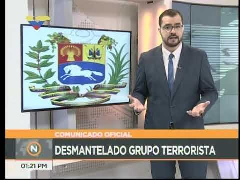 Comunicado MPPRIJP: Grupo liderado por Oscar Pérez fue abatido en El Junquito