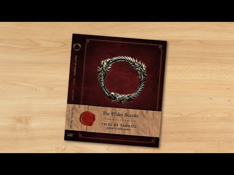 The Elder Scrolls Online: Tales Of Tamriel - Vol. I: The Land