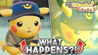 What Happens When Your Starter Pokemon Survives on 1 HP In Let's Go Pikachu & Eevee?