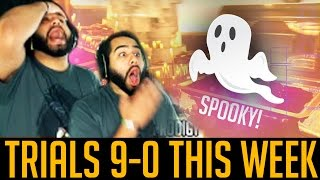 Destiny Trials of Osiris Flawless This Week, 9-0 Lighthouse Run SPOOKY TRIALS w/ LOOT