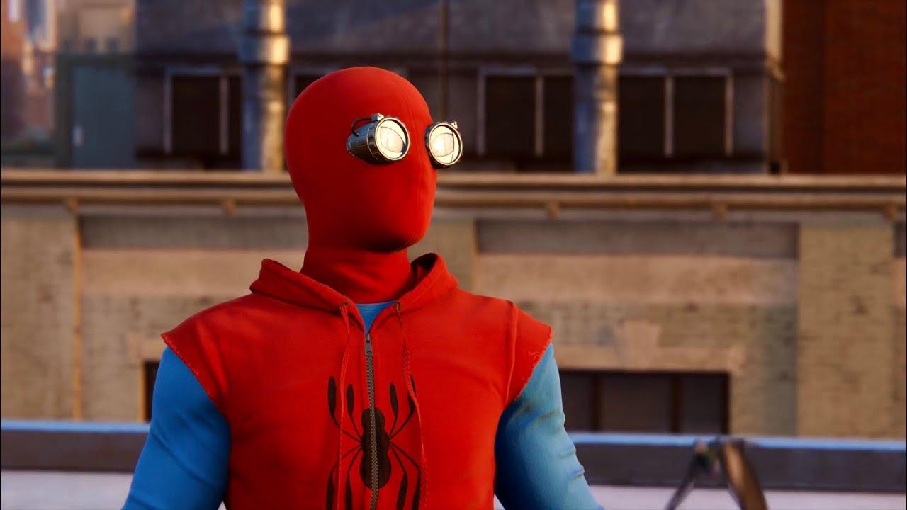 Spider-Man PS4 Walkthrough Part 40! - YouTube