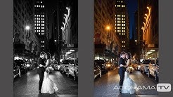 How to Shoot a Nighttime Wedding Photo in 9 Seconds: Breathe Your Passion with Vanessa Joy