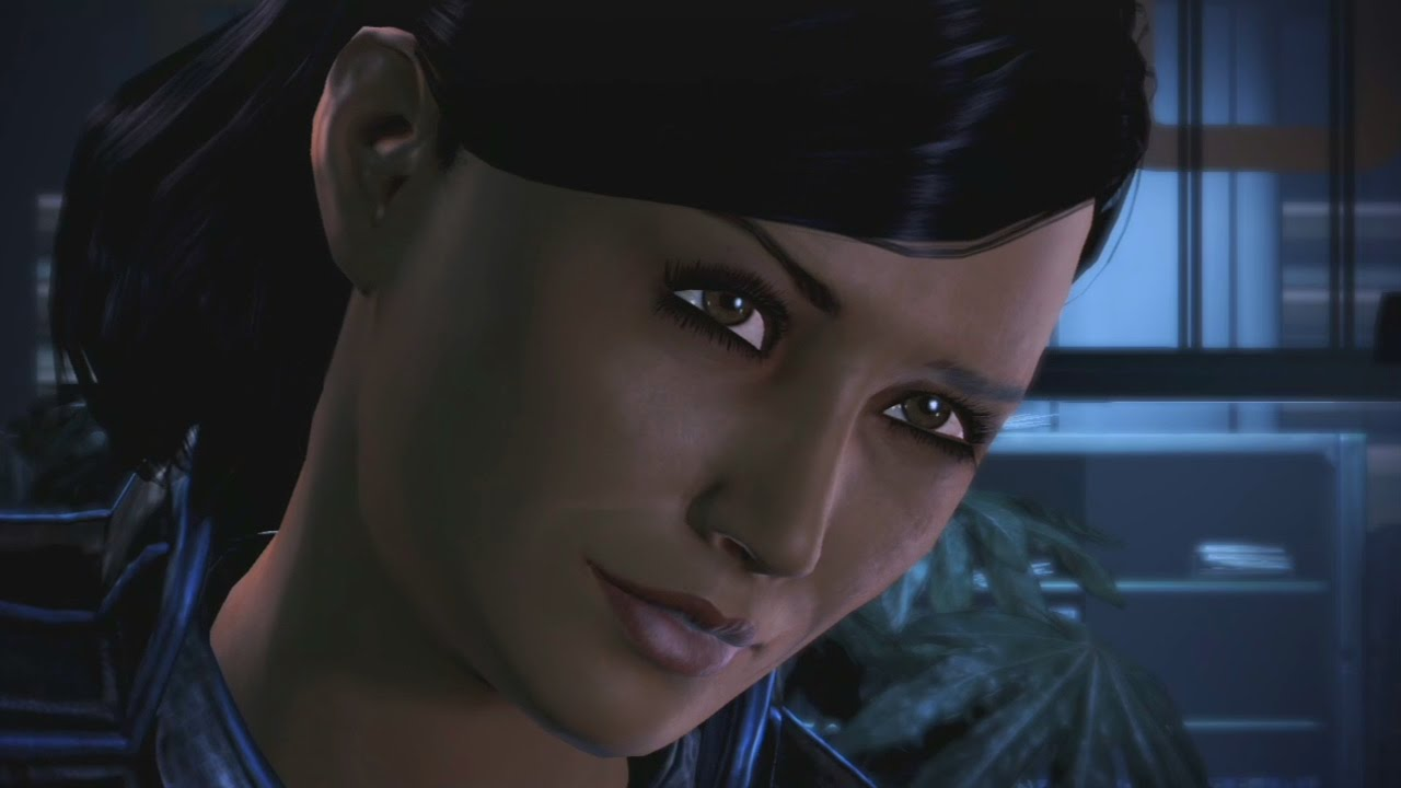 traynor relationship mass effect 3 cheats