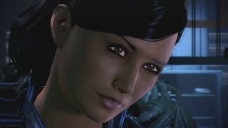 Mass Effect 3: Samantha Traynor Romance Complete All Scenes