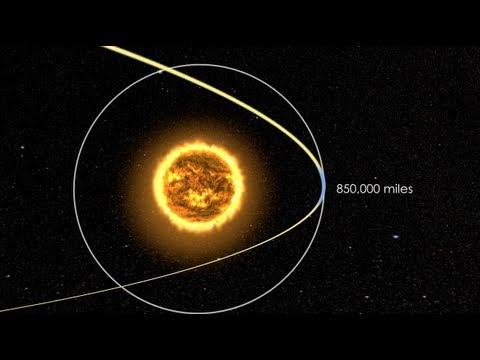 NASA | What is a Sungrazing Comet? - YouTube