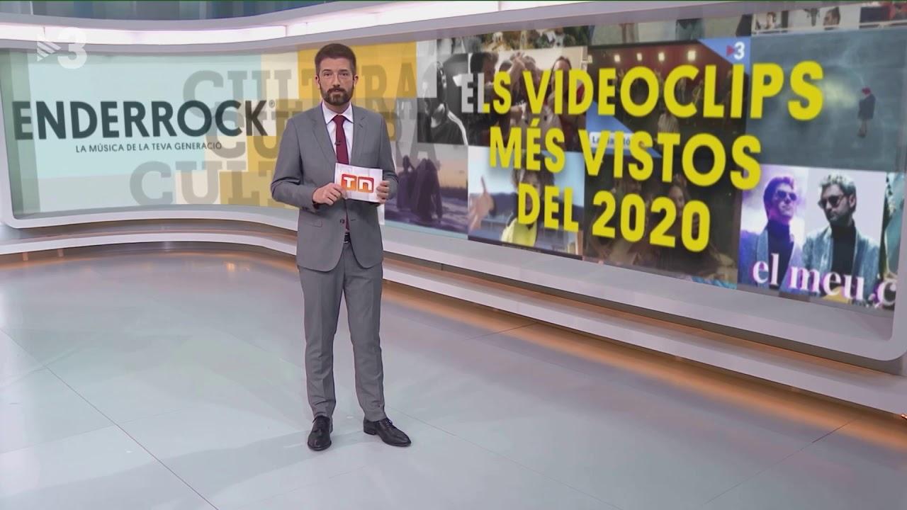 El tercer videoclip més vist de l'any en català!