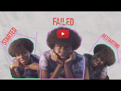 I Am A Failed Youtube Experiment