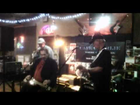 Cafe Charlie Jam on 2-9-15 with Mike Delaney