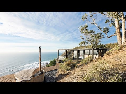 A Weekend House With Spectacular Sea Views In Chile