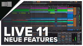 Ableton Live 11 - das sind die neuen Features!