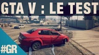 GTA 5 sur PS4 : le test