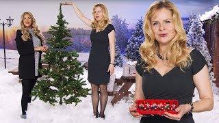 Künstliche Weihnachtsbäume im Test mit Sandra Wagner!🎄 (November 2018) 4K UHD