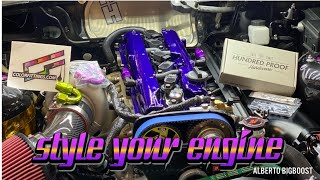 homepage tile video photo for HOW TO DRESS UP YOUR ENGINE (FUNCTION MEETS FORM)