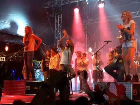 The BossHoss - Word Up - Live 01.08.2015 Hamminkeln