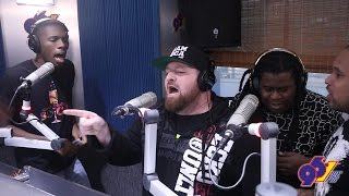 Sekon Sta & King Bubba Live On The Madder Drive