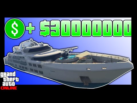 "GTA 5 Online: How To Get MONEY FAST $1,000,000+ Per Day! ""GTA 5 How To Make Money Fast"" (GTA 5)"